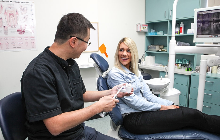 dentist penrith nsw